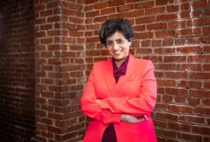 Professor Priya Narasimhan, CEO.