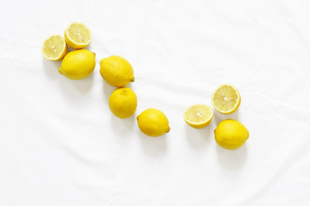 When your research hands you lemons