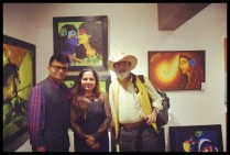 felicitatation-of-astrologer-priyanka-sawant-in-painting-exhibition-at-the-easel-art-gallery-juhu-3