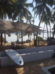 Shaka Surf club at Kodibengere