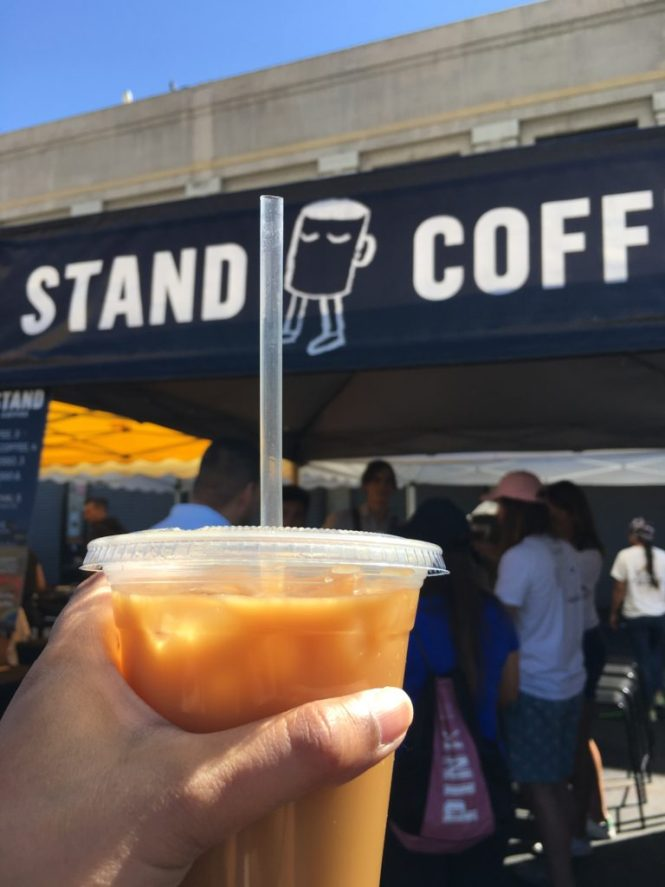 Vegetarian Eats at Smorgasburg LA plus Tips