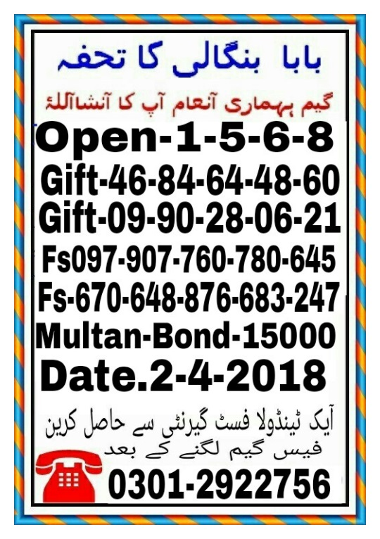 15000 Prize bond Guess Papers (3)
