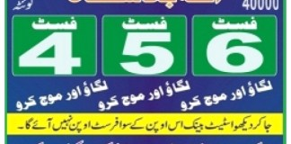 Prize bond 40000 VIP Papers by idrees bhai106