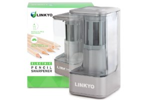 LINKYO – Best Cheap Electric Pencil Sharpener