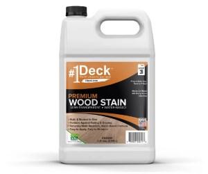 #1 Deck Premium Wood Stain