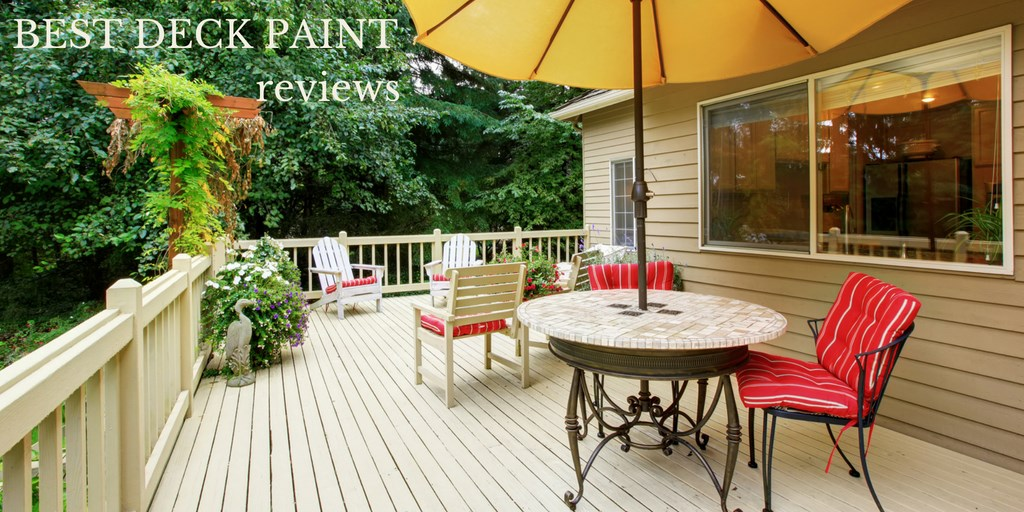 top 8 best deck paints in 2018 reviews and buyer s guide