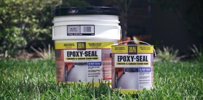 Convenience Epoxy — Best Paint for Concrete Driveways