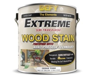 DEFY Extreme Exterior Wood Stain Review
