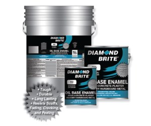 Diamond Brite Oil-Base All-Purpose Enamel Paint Review