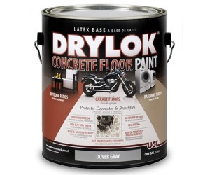 Drylok Concrete Floor Paint Review