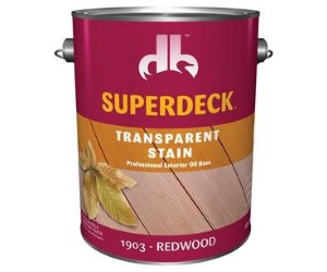 Duckback Superdeck Exterior Stain Review