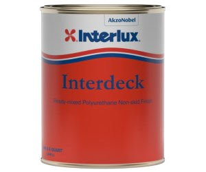 Interlux interdeck Deck Paint Review