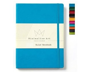Minimalism Art Classic Notebook Journal Review