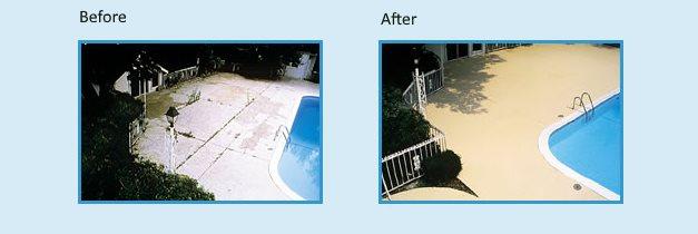 Olympic Patio Tones Deck Coating — Best Concrete Paint for Pool Deck
