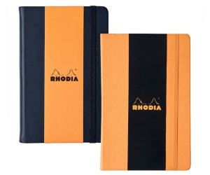 Rhodia Black Webnotebook Dot Grid Review