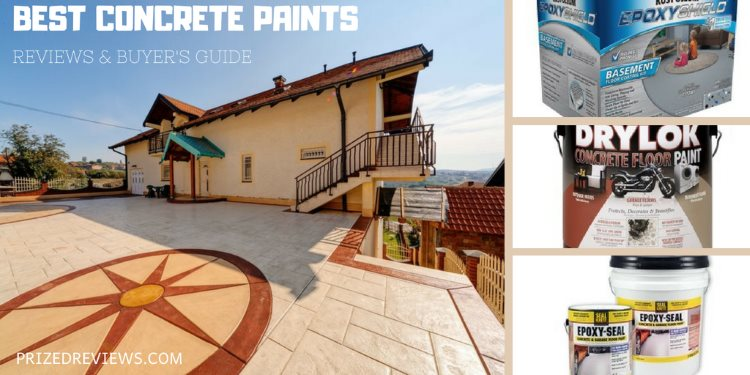 12 Best Concrete Paints 2020 Reviews And Buying Guide