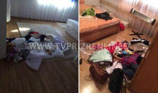 Vidhen stoli ari në vlerë prej 8 mijë euro, në shtëpinë e një mërgimtari të  Prizrenit(Foto)