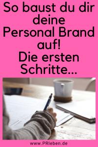 Bald viel mehr zum Thema Personal Branding, Be your Brand, Verena Bender, PRleben, Kommunikation, Medien, Presse, Coach, PR Idee, Motivation
