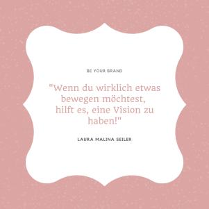 Laura Malina Seiler, Personal Branding University, Verena Bender, Be your brand, Podcast, Personal Branding, Selfbranding, Coach, Personenmarke, sichtbar werden, mehr Sichtbarkeit