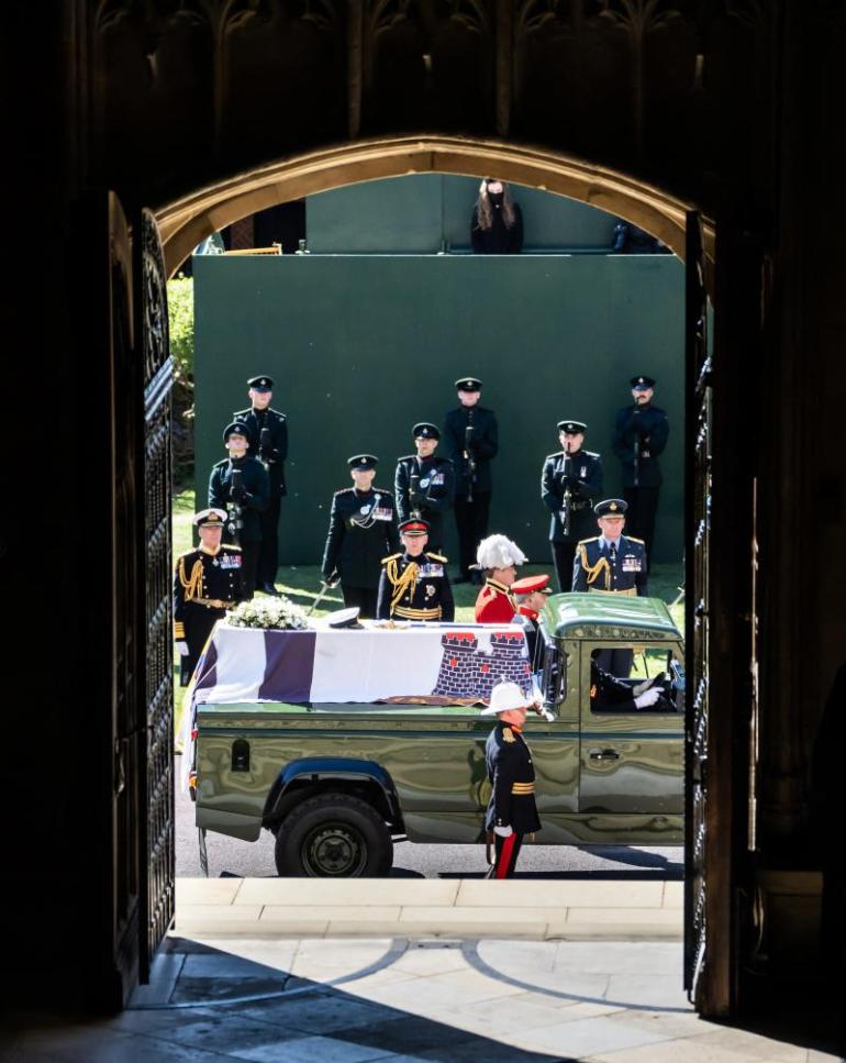 The UK observed a minute of silence in tribute to Prince Philip yesterday at 3 p.m.