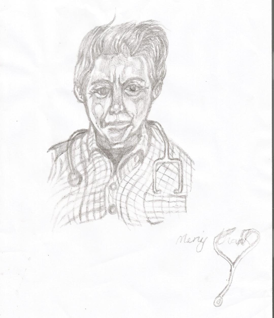 Dr. Paul Sketch