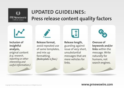 Copy Quality: New Imperatives for Communicators