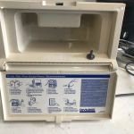 Pulmonary Aide Compressor/Nebulizer by DeVILBISS. Model 565OH – Used