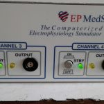 EP MedSystems EP-4 EP4 Computerized Cardiac Stim Electrophysiology 4 Channel – Used