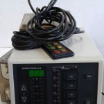 3M Arthroscopy Pump 83000 with Remote and FootSwitch – For parts or not working