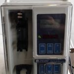 Abbott LifeCare 4100 PCA Plus II Infuser With Key and Patient Monitor – Used