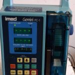 Imed Gemini PC-1 Infusion Pump – For parts or not working