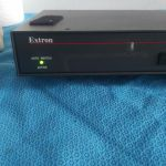 Extron SW4 RGBHV A / RGBHV & Audio Switcher – Used