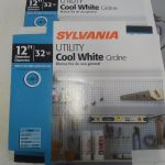 Sylvania 12″ Cool White Circline Bulbs – New