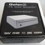 Gefen TV Hi-Def Scaler – Used