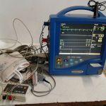 Dinamap Pro 1000 ECG Temp NIBP SPO2 Patient Monitor – Used