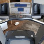 Nautilus Commercial Series Treadmill – Used