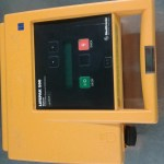 Medtronic Lifepak 500 Automater External Defribilator – Used