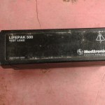 MedTronic LifePak500 Test Load – Used