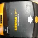 Medtronic Lifepak CrPlus AED Defibrillators – Used