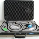 Pentax EG-2931K Gastroscope Endoscopy Endoscope with Case – For parts or not working
