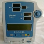 Dinamap Critikon Compact S Vital Signs Monitor – For parts or not working