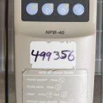 NELLCOR PURITAN BENNETT, NPB-40 Pulse Oximeter – Used