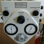 Bennett PR-2 Ventilator Unit with Cart – For parts or not working