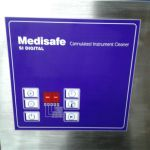 Medisafe SI Digital CPE Ultrasonic Cleaner Cannulated Instrument Sonic Irrigator – Used