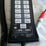 STERIS AMSCO 3080RL 3080SP & 3085SP Surgical Table Hand Control Remote – TESTED – Used
