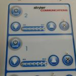 Stryker Touch Panel for Visum Surgical Light System 0682-000-051 – For parts or not working