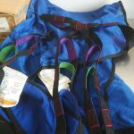 Invacare Heavy Duty Patient Sling R141 – Used