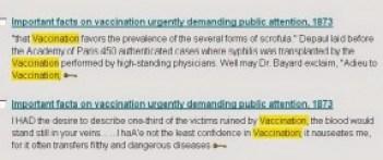 Citate vechi vaccinare