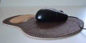 tapis de souris ergonomique le