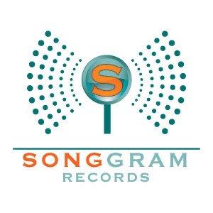 Custom Logo Design - Songgram Records